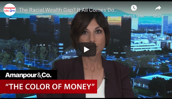 The Racial Wealth Gap? It All Comes Down to Black Banks